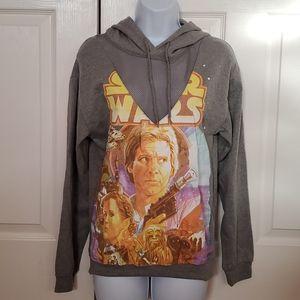 Star Wars hoodie size XS NWOT